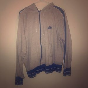 Vintage Nike Zip- Up Jacket